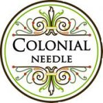 Colonial Needle logo