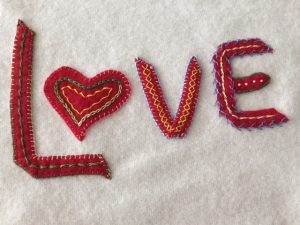 quilting, applique