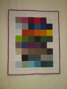 Big Stitch Quilt