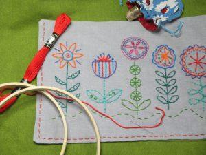Presencia Embroidery